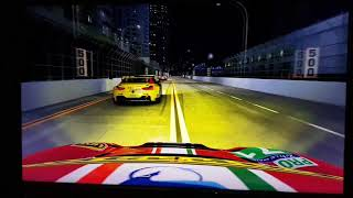 Project Cars 2 PS4 Pro Gameplay Long Beach Night Race