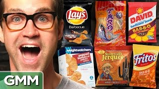 Download BBQ Snack Taste Test Mp3 and Videos