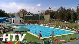 Camping Valencia - Bungalows en Puzol