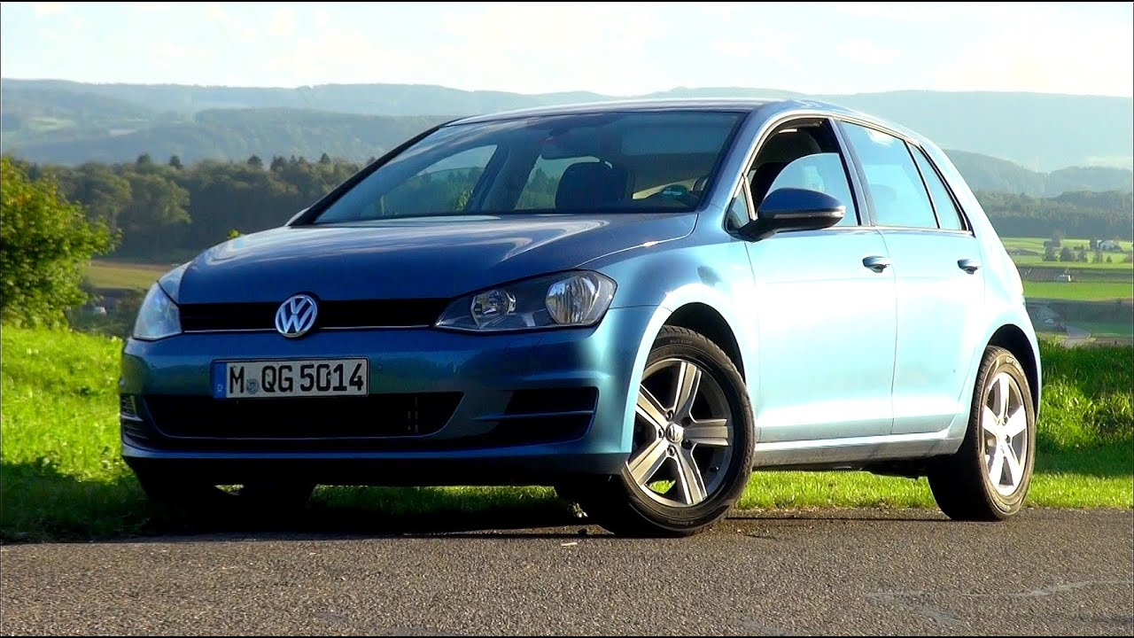 2014 vw golf 7 1 6 tdi 105 hp test drive youtube. Black Bedroom Furniture Sets. Home Design Ideas