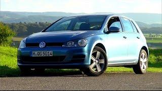2014 VW Golf 7 1.6 TDI 105 HP Test Drive