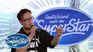 DSDS 2020 | Fabian Schmidt mit