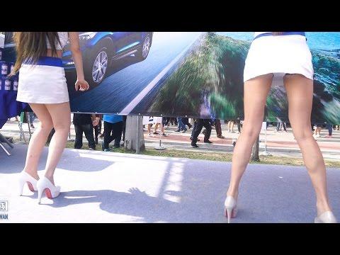 2016南台車展 HYUNDAI SG熱舞 Shake It(4K HDR)[無限HD] 🏆