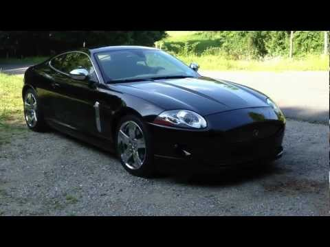 My Jaguar XK Coupe walkaround