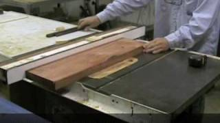 8 How To Square Lumber: Steps 5-6 Woodworking Basics  [8 Of 8]