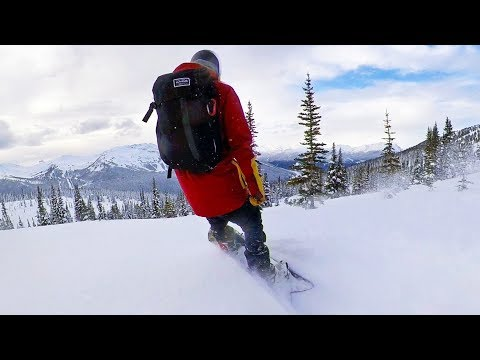 Whistler's 7th Heaven Snowboarding Paradise
