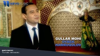 Gambar cover Oybek Hamroqulov - Gullar mohi | Ойбек Хамрокулов - Гуллар мохи