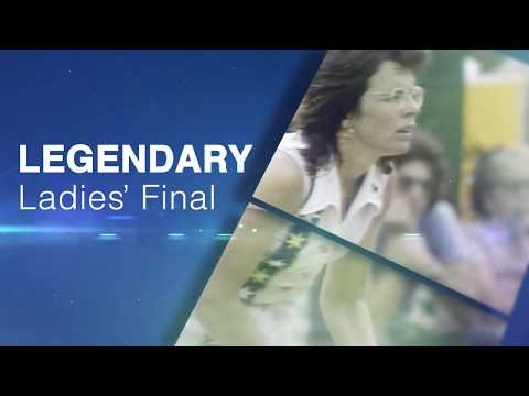 US Open 50 Moments That Mattered: Billie Jean King Wins Final of the Ages vs. Evonne Goolagong