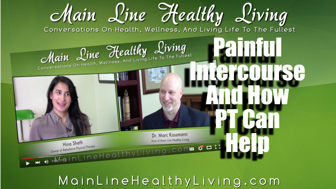 Pt For Painful Sexual Intercourse - Youtube-2426