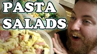 How To Make Pasta Salads