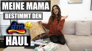 Meine Mama bestimmt meinen Drogerie Haul ! I Dm live Haul 2018 I Tamtam Beauty