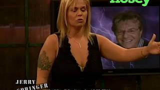Watch Jerry Springer on Nosey!
