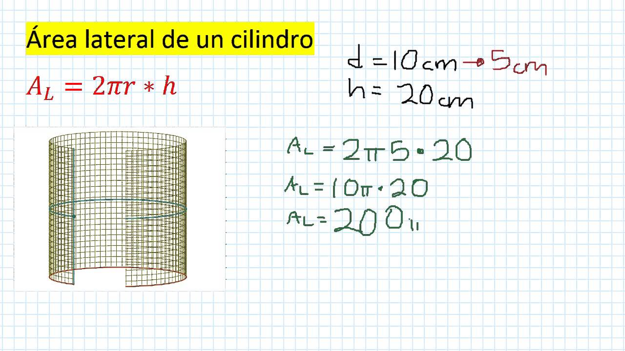 how to find lateral area