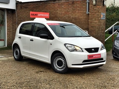 SEAT Mii 5dr 1.0 12V- sold by Bartletts SEAT in Hastings