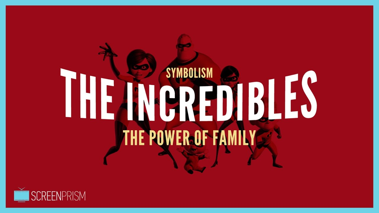 The incredibles symbolism the power of family youtube the incredibles symbolism the power of family biocorpaavc Images