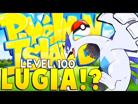 LEVEL 100 LUGIA RARE - Minecraft Pixelmon Island - Pokemon Mod