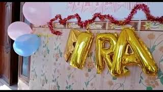 Happy Birthday (Fiira Aidi)