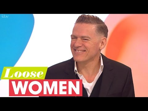 Bryan Adams Talks About Writing His New Album | Loose Women
