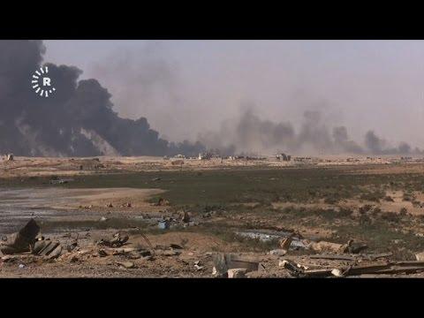 UN warns of looming humanitarian crisis in Mosul