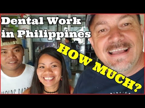 SUPER NICE DENTIST In Philippines Works On AMERICAN TEETH - COST Comparison