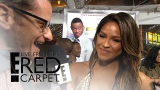 Cassie Ventura on Watching Sex Scenes With BF Diddy | Live from the Red Carpet | E! News