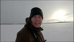 Kevättalven Lapin Vaellus Osa 1 (Inarinjärvi)