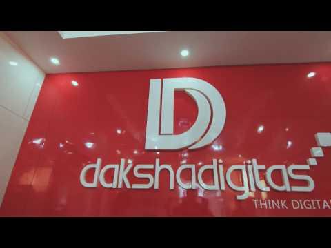 Mobile Apps Development I Web Design I Digital Marketing | DAKSHA DIGITAS | INDIA