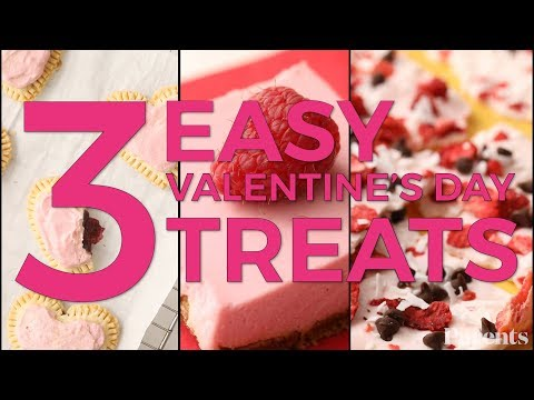 3 Easy Valentine's Day Treats   Parents Mp3