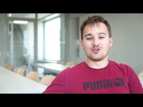 Kevin - Studium Druck- und Medientechnik