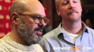 Interview with David Cross and Matt Walsh at the Sundance Premiere of Hits