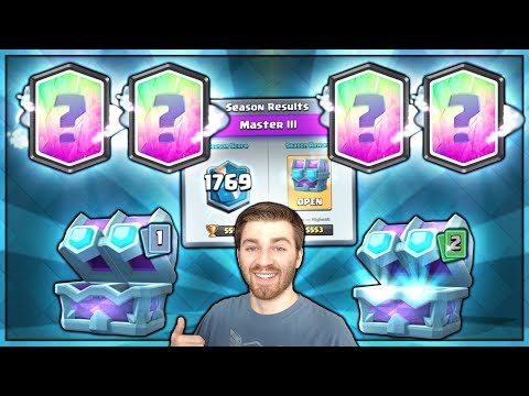 DOUBLE DRAFT CHEST LEGENDARY OPENINGS! | Clash Royale | OPENING x2 DRAFT CHEST!!