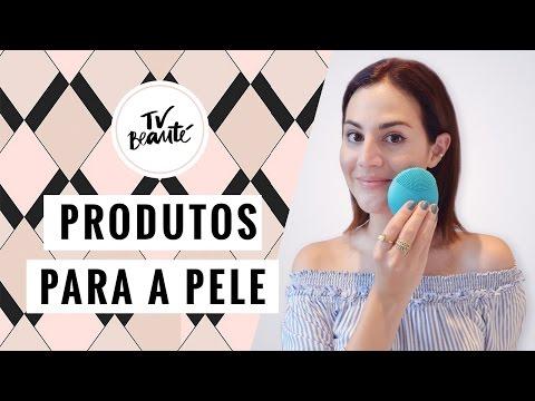Cuidados com a pele - vários produtos! - TV Beauté | Vic Ceridono