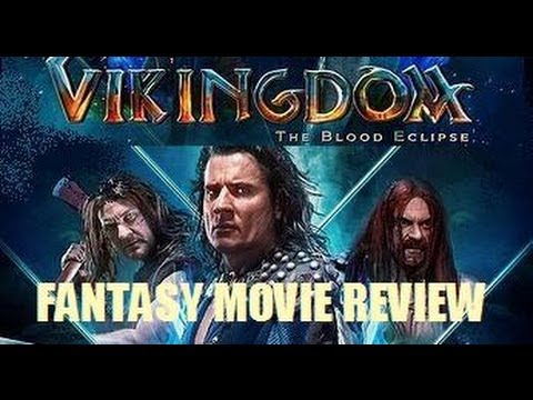 VIKINGDOM 3D : THE BLOOD ECLIPSE ( 2013 Dominic Purcell  ) Fantasy Movie Review