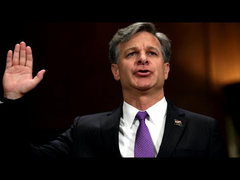 FBI director expresses