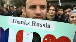 Сирия благодарит Россию