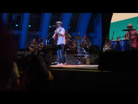 Jason Mraz - Take The Music - Hollywood Bowl