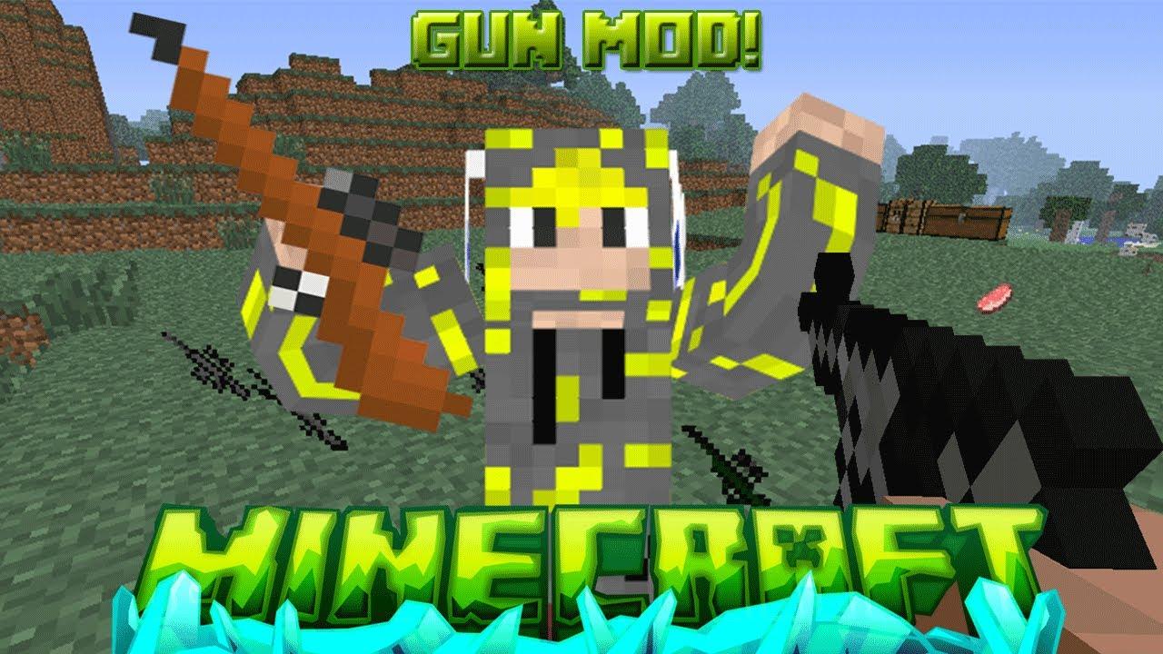 Add On Gun Mcpe