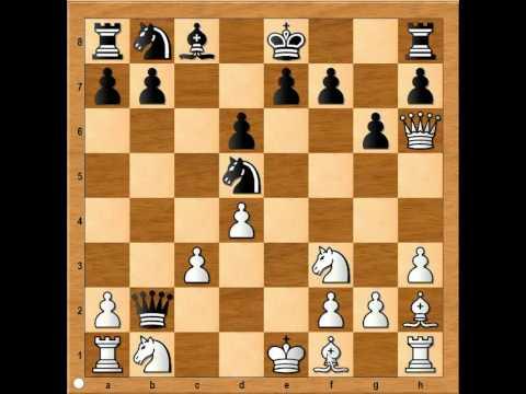 London System: Vassily Ivanchuk vs Alexey Shirov