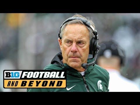 Mark Dantonio on National Signing Day | Michigan State | B1G Football