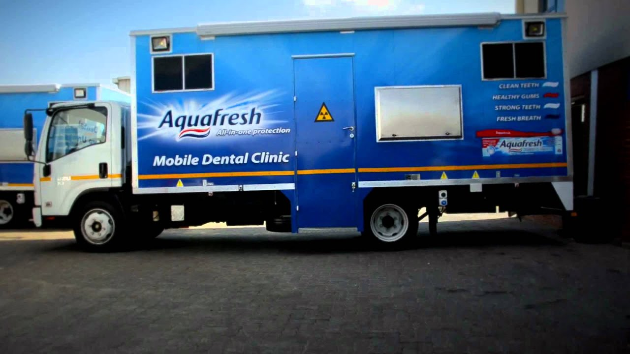 Mobile Dental & Medical Clinics