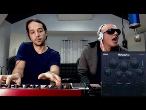 Manipulator plugin demo - by Infected Mushroom