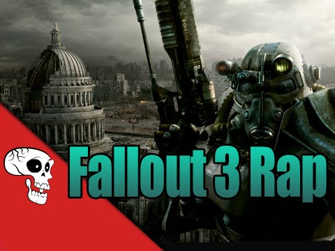 Fallout 3 Rap by JT Music (Throwback Music Video)
