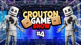 CONCERT DE MARSHMELLO + CROÛTONS GAMES SHOW = SOIRÉE EXCEPTIONNELLE !! Fortnite Créatif Mode