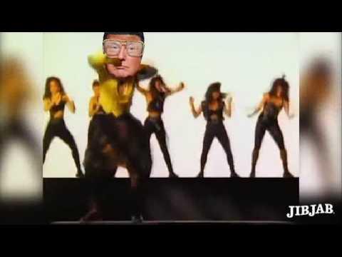 trump can' touch  this jib jab