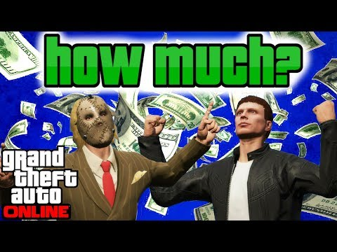 How much money can you have in GTA Online? ft The Professional