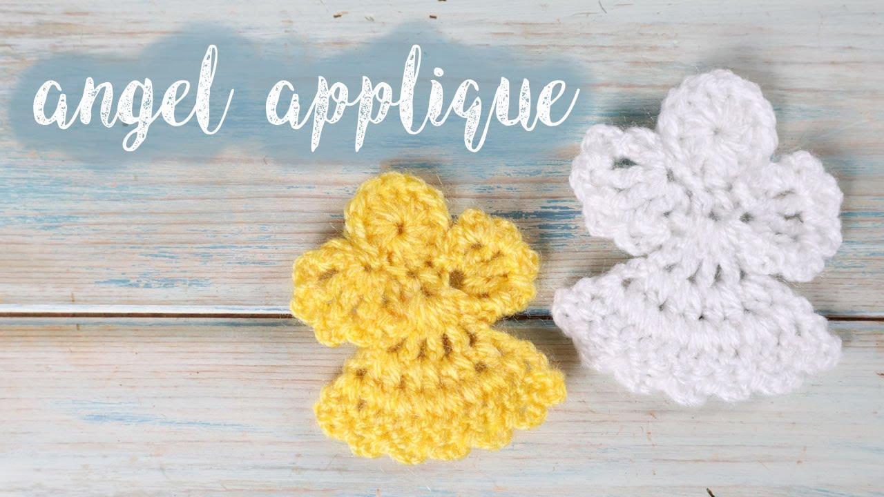 Patience, A Crochet Angel Pattern - YouTube   720x1280