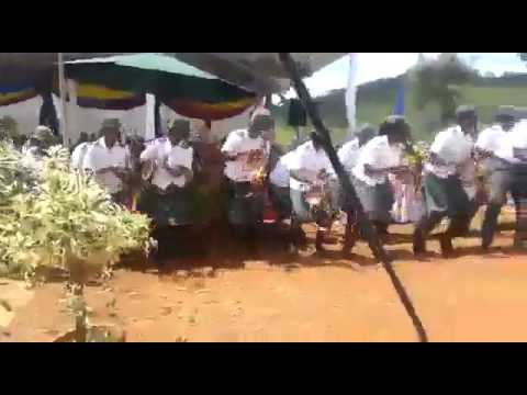 The salvation army Zimbabwe timbrels   Mabelreign citadel youth timbrelists
