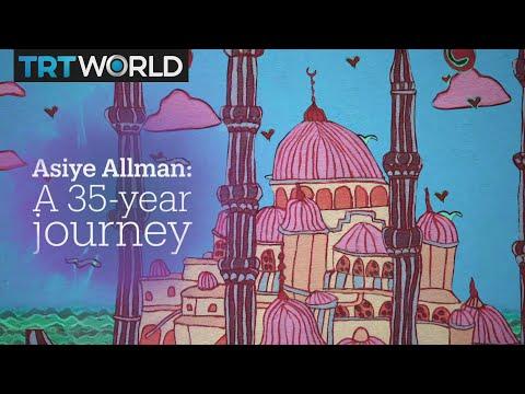 Asiye Allman: A 35-year journey