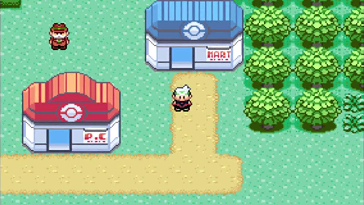 Pokemon Hoenn University