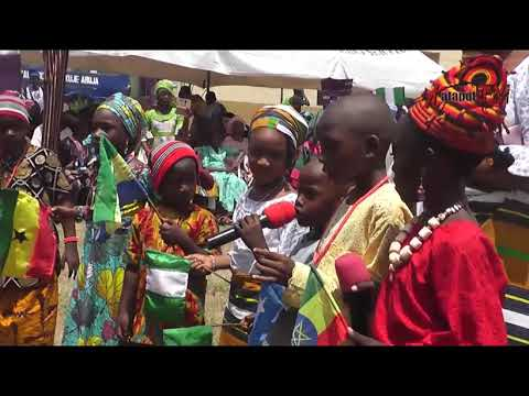 5TH AFRICAN DAY CELEBRATION OF THE ROYAL'S SCHOOLS, KUJE, ABUJA